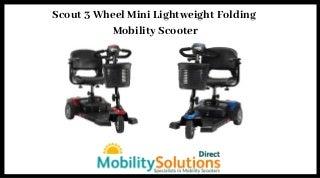 scout3wheelminilightweightfoldingmobilit