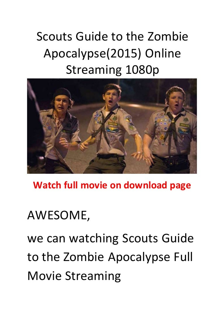 scouts guide to the zombie apocalypse download free