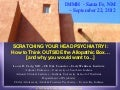 Scratching Your Head Psychiatry: Practicing OUTSIDE of the Allopathic Box