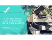 Scrum Deutschland 2018 - Wolfgang Hilpert - Are you agile enough to succeed with your Digital Transformation?
