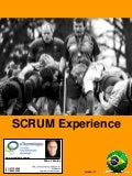Scrum Experience [O Tutorial Scrum]
