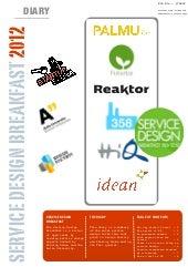 Service Design Breakfast Fall 2012 summary by Eva Rio