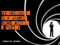 ScrumDay France 2014 - My product is a james bond movie - The James Bond Movie Pattern