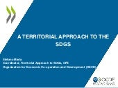 A Territorial Approach to the SDGs