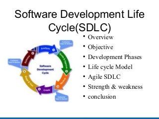 Software Development Life Cycle [SDLC] - YouTube