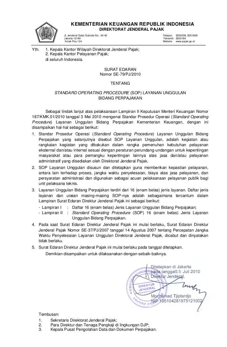 Contoh Formulir Permohonan Surat Keterangan Fiskal