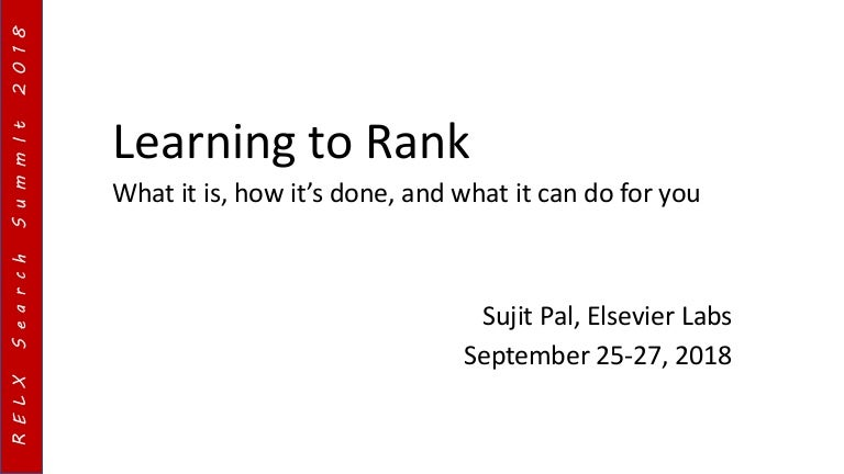 Pairwise ranking template