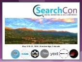 SearchCon 2016 | Local SEO with Casey Meraz