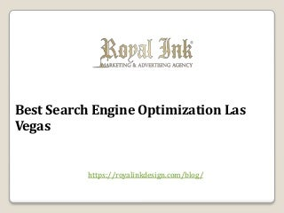 Best Search Engine Optimization Las Vegas