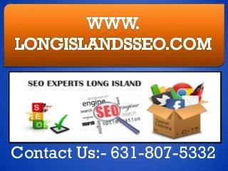 Search engine optimization new york