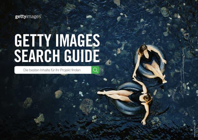 Getty Images Suche und Keyword Guide