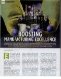 Boosting Manufacturing Excellence