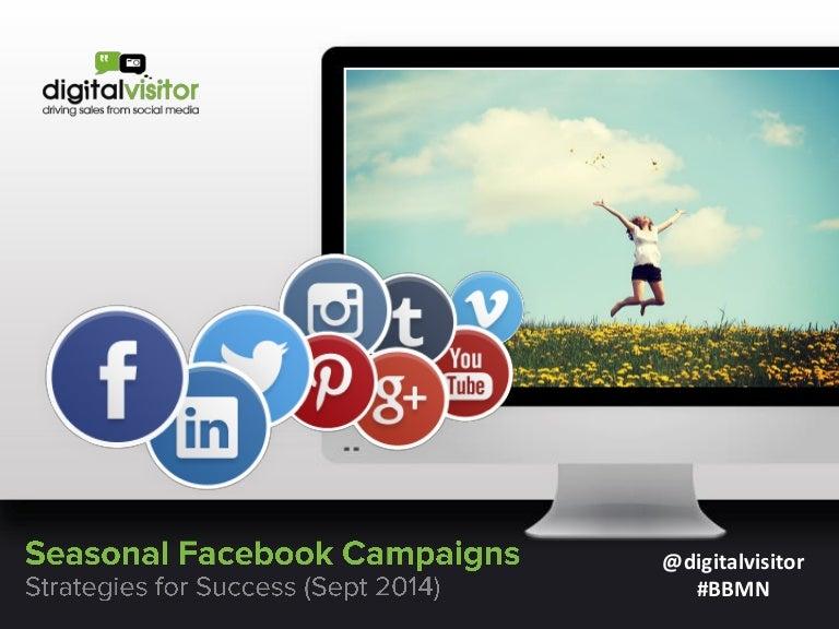 Seasonal Facebook Campaigns Bath Bristol Marketing Network 09 09
