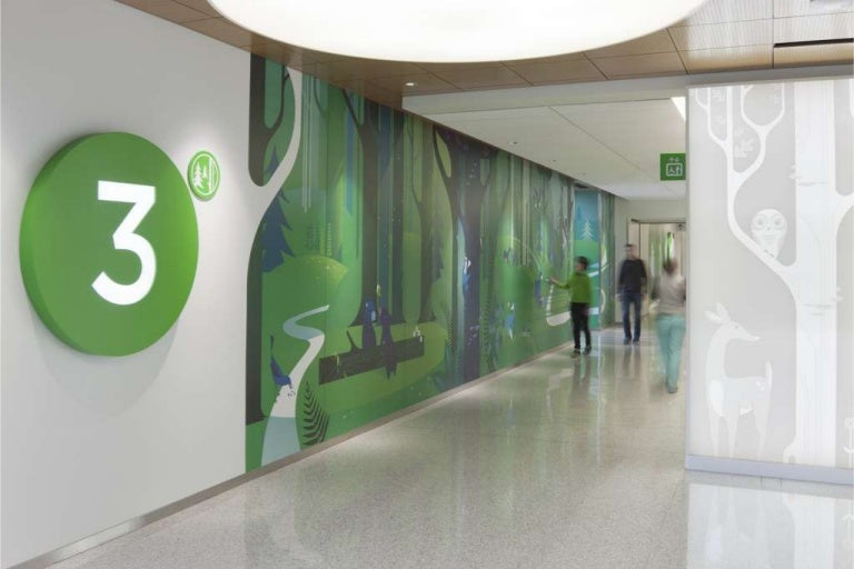 Seattle Children S Hospital Project Images