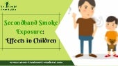 Effects of Secondhand Smoke Exposure in Children