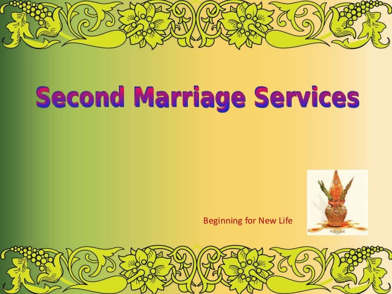 Photo second shaadi Second Marriage