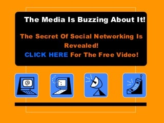 Secret Of Social Networking
