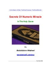 Secrets of-nemeric miracle-in-holy_qoran