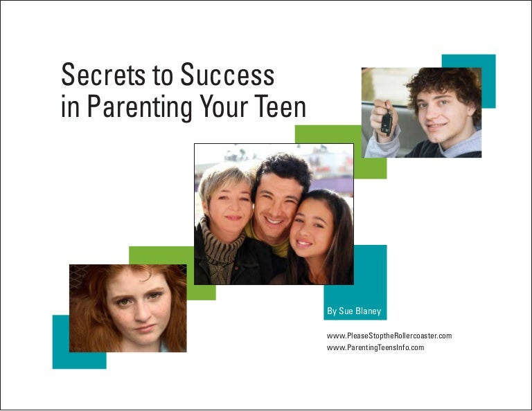 Secrets To Success In Parenting Your Teen-2423
