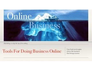 Secrets to business online