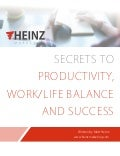 Secrets to productivity, work life balance and success