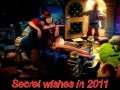 Secret wishes in 2011