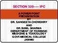 Section 320 ---- ipc