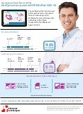 Using Sectra Pathology Viewer with the HP ElitePad 1000 G2 powered by Intel - Infographic