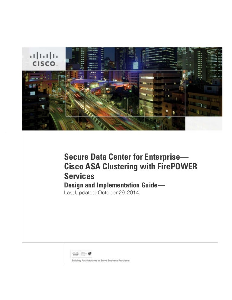 Secure Data Center for Enterprise