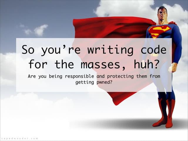 Secure WordPress Development Practices