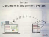 Secure Document Management System