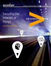 Security for the IoT - Report Summary