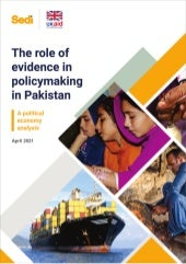 The role of evidence in policy making