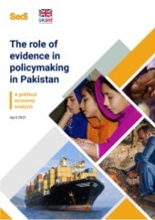 Role of Evidence in Policy Making
