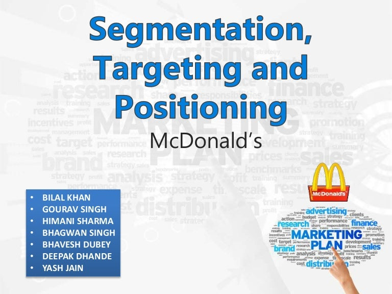 mcdonalds organisational culture case study