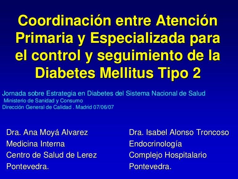 reunión de la sociedad de diabetes de atención primaria
