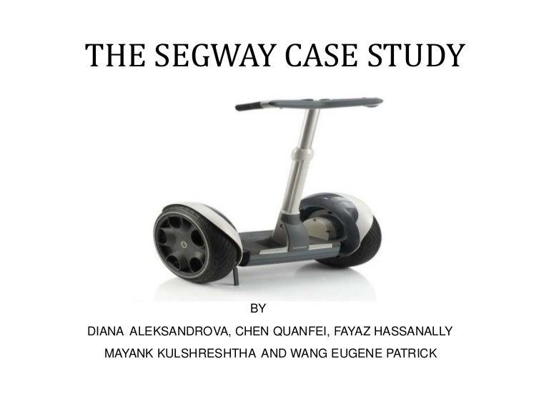 segway sales