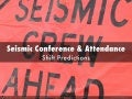 15 Seismic Conference & Attendance Predictions