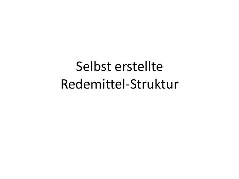 Redemittel Sk Dsd 2