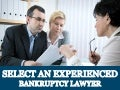 Select an Experienced Bankruptcy Lawyer in Philadelphia