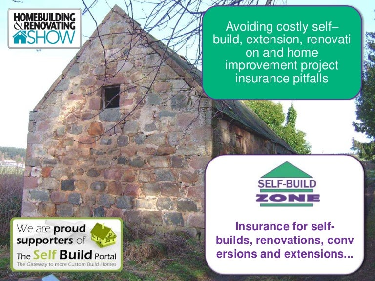 Self Build Zone Site Insurance And Structural Warranties