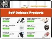 Self Defense Equipment