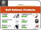 Self Defense Spray