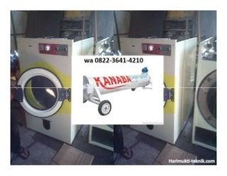 Seller mesin laundry karpet kanaba harimukti teknik bekasi 0822 3641 4210