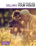 Things to Consider When Selling Your House - Fall 2015
