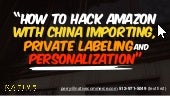 How To Sell on Amazon Using China Importing