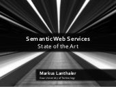 Semantic Web Services: State of the Art