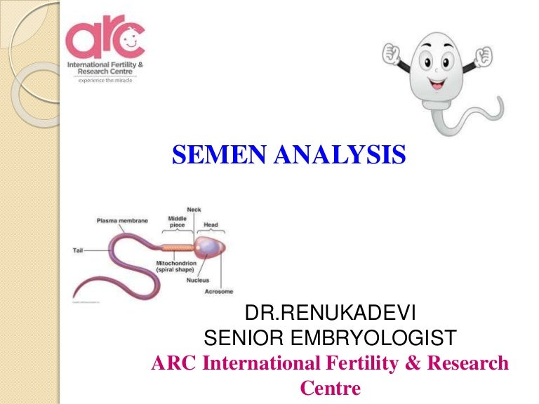 Apologise, but, semen analysis showed no sperm