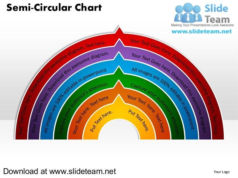 Circular chart powerpoint presentation slides and ppt templates semi circular chart powerpoint presentation slides and ppt templates ccuart Images