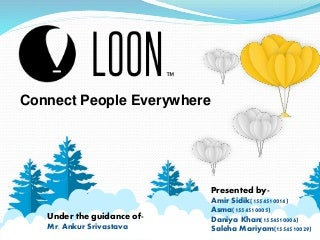 Seminaar project loon